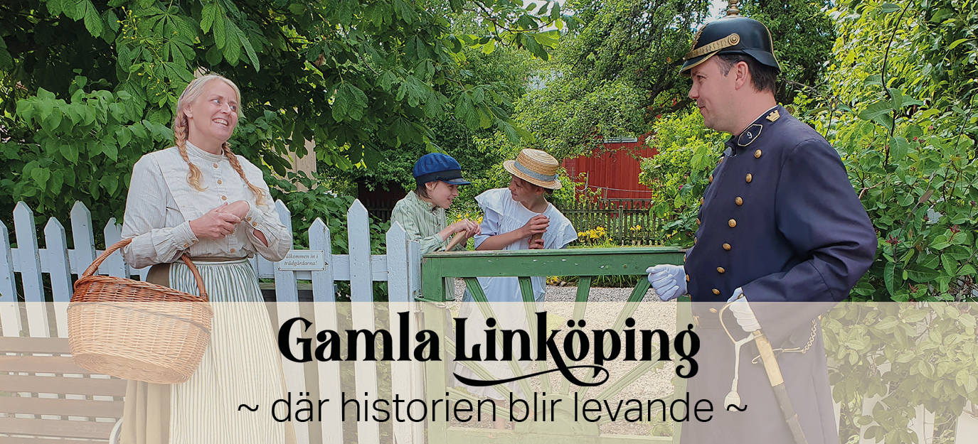 Gamla Linköping – året runt